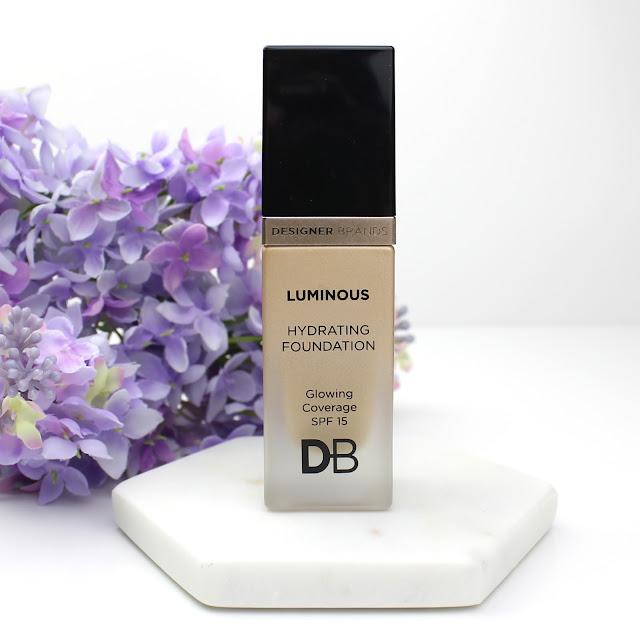 Designer Brands Luminous Hydrating Foundation 801 Porcelain Ivory review