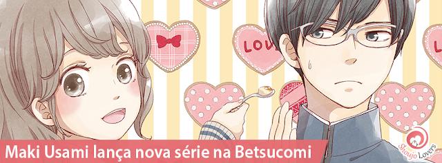 Maki Usami, autora de Yuugure Light, lança nova série na Betsucomi
