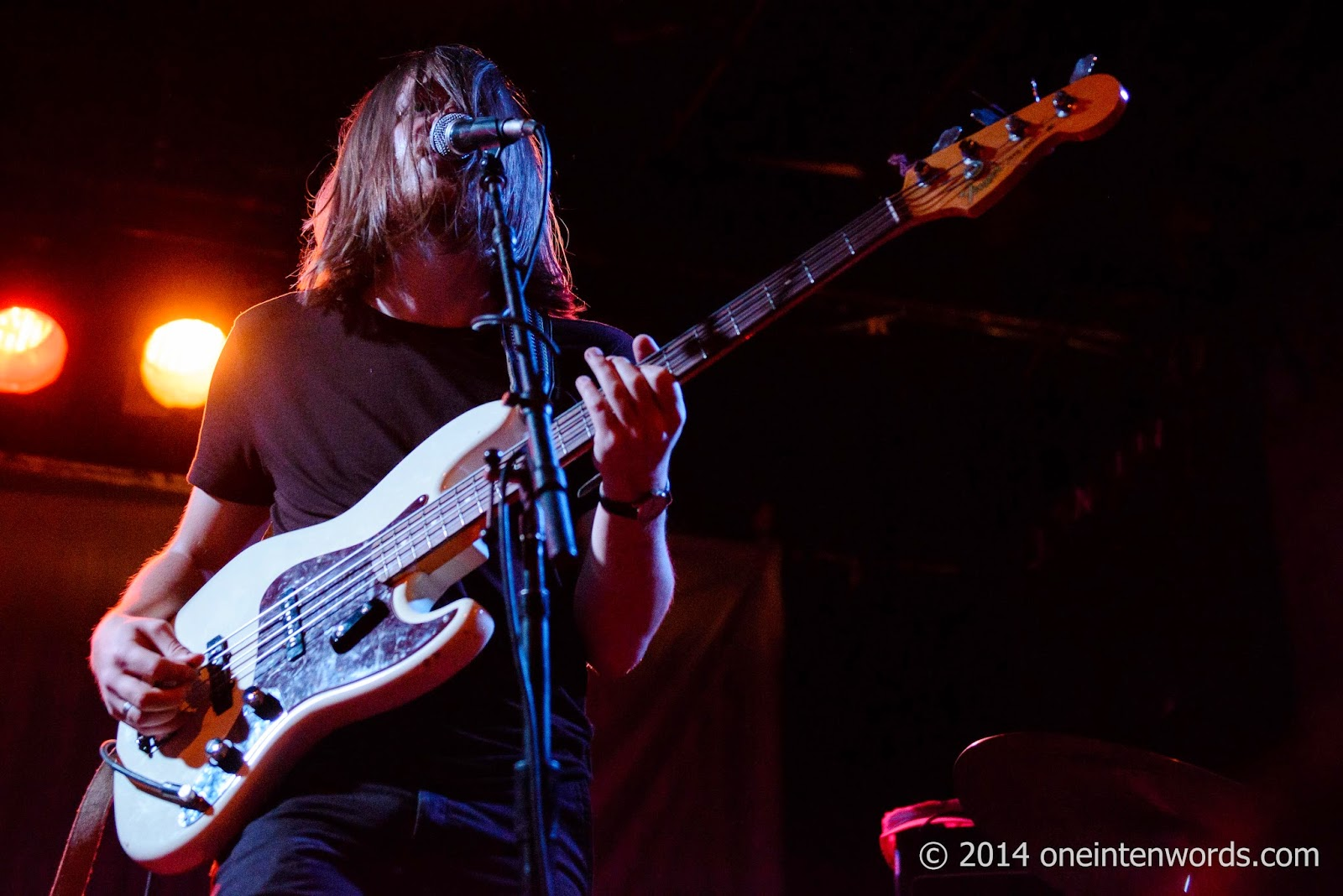 Taylor Knox at Lee's Palace in Toronto September 27, 2014 Photo by John at One In Ten Words oneintenwords.com one in ten words toronto indie alternative music blog concert photography pictures