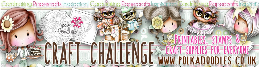 Polkadoodles-Craft  Challenge-Blog
