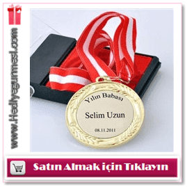 Babaya Özel Madalyon