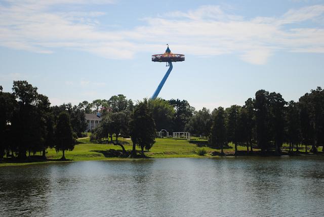 Área The Beggining en el parque de Lego en Orlando