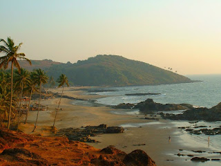 Goa travel tour in India viewpoint