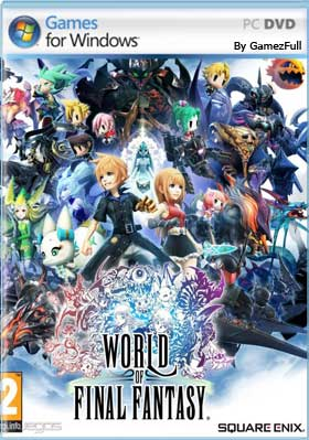 Descargar WORLD OF FINAL FANTASY pc full español mega, Mediafire y google drive