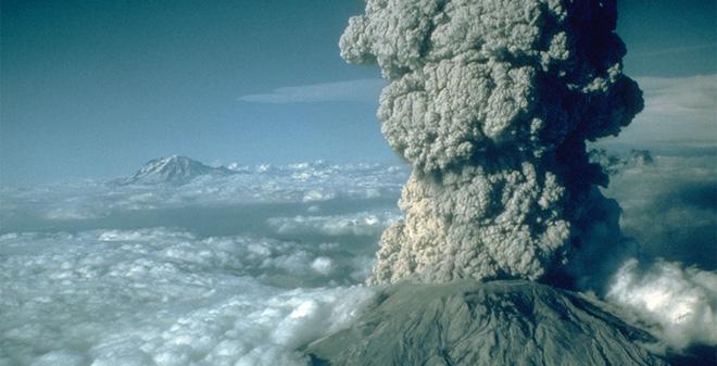 St. Helen có thể phun trào sau 20 năm ngủ quên