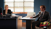 Bob Odenkirk and Rhea Seehorn in Better Call Saul Season 3 (6)