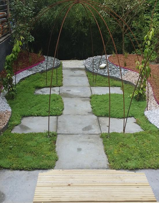 Paillage et agr gats pour un entretien plus simple for Entretien jardin 92