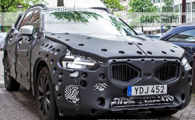 2018 Volvo XC60 Redesign