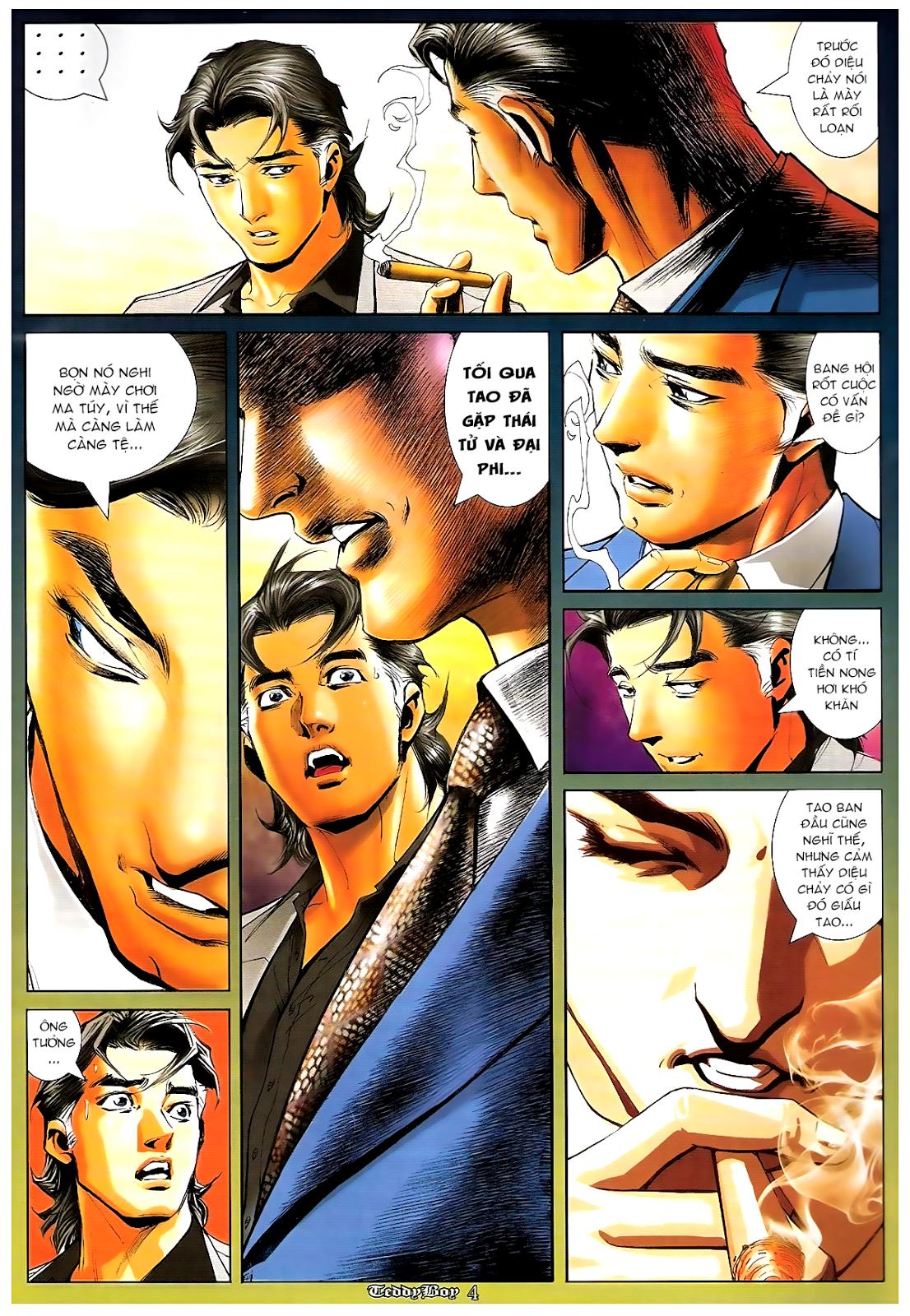 Người Trong Giang Hồ - Chapter 1211: Tuyệt địa phản kích - Pic 3