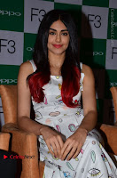 Bollywood Actress Adah Sharma Pos in White Printed Short Dress at OPPO F3 Plus Selfie Expert Mobile Launch .COM 0022.jpg