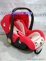 Baby Carrier dan Baby Car Seat Pliko Disney DB-07B Group 0 dan 0+ (0 - 13kg) 2