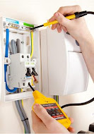 Electric shock repair electrician 289 819 1354