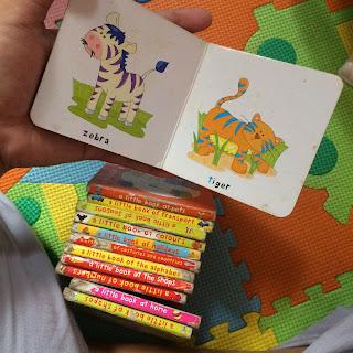 buku untuk bayi 0-6 bulan
