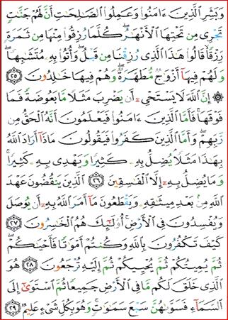 تحميل القران الكريم مكتوب pdf