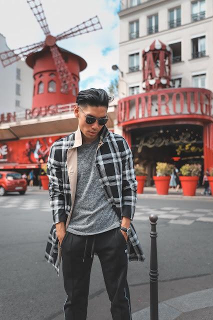 Reversible Jacket as a Travel Piece | Asian Menswear Blogger