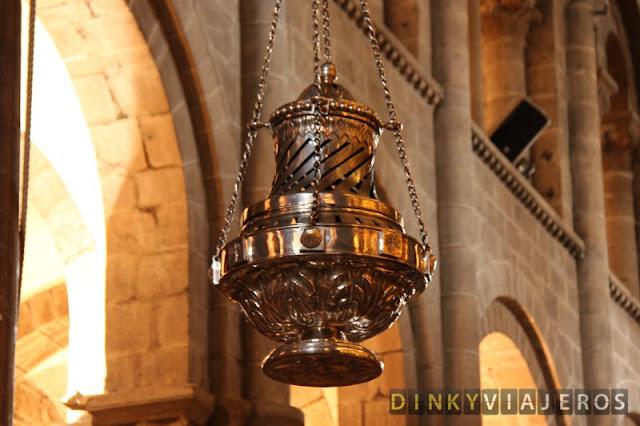 Catedral de Santiago de Compostela. Botafumeiro