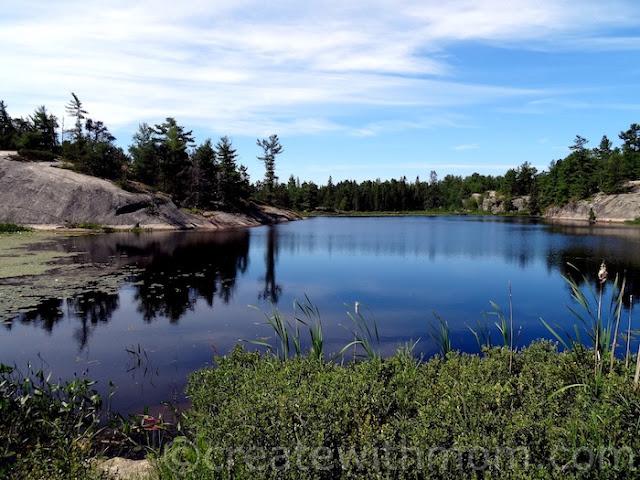 grundy lake provincial park