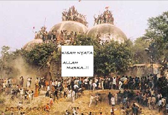 Allah SWT Murka!! 40 Orang di India Tiba-Tiba Buta Karena Merobohkan Masjid, LIHAT VIDEONYA ...
