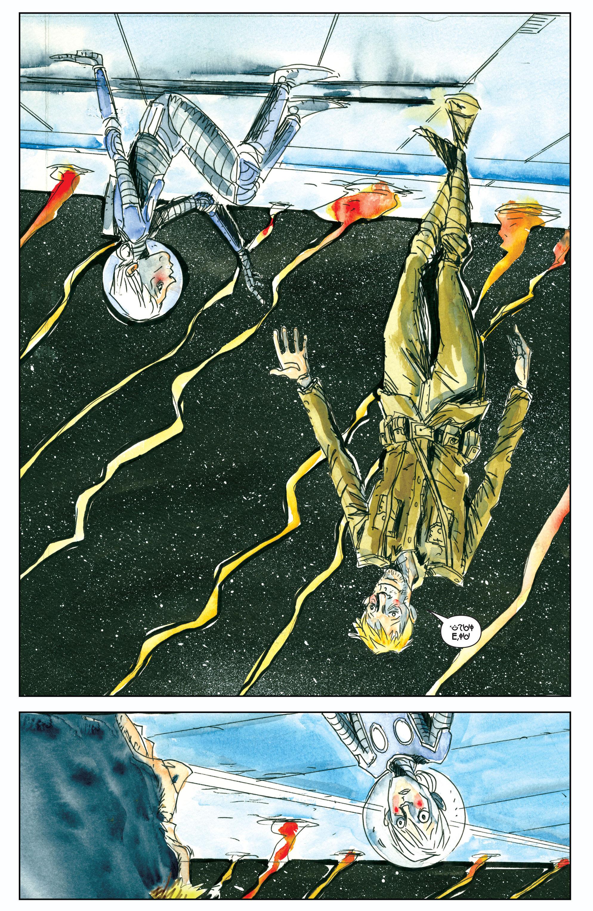 Read online Trillium comic -  Issue # TPB - 201