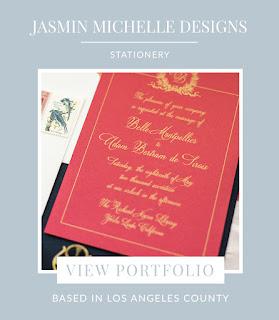 Los Angeles Invitation Designer