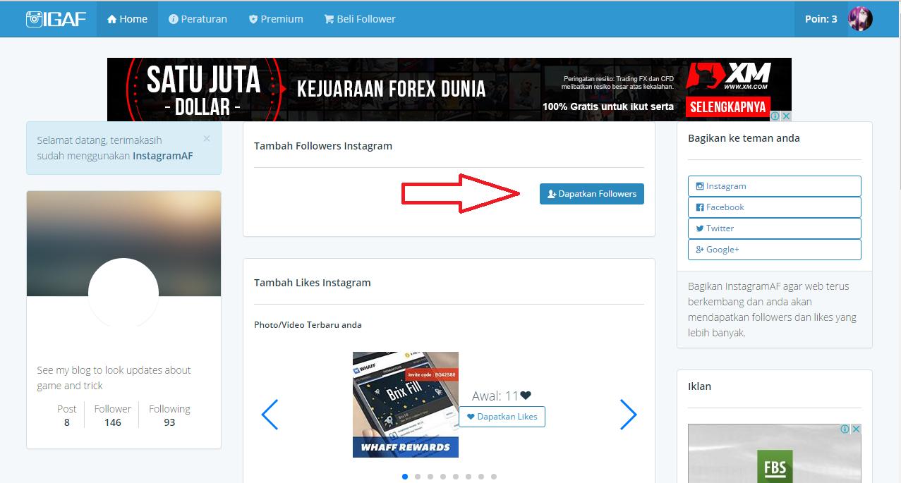 Cara Menambah Follower Instagram Gratis Dan Cepat Ramadahartford Com