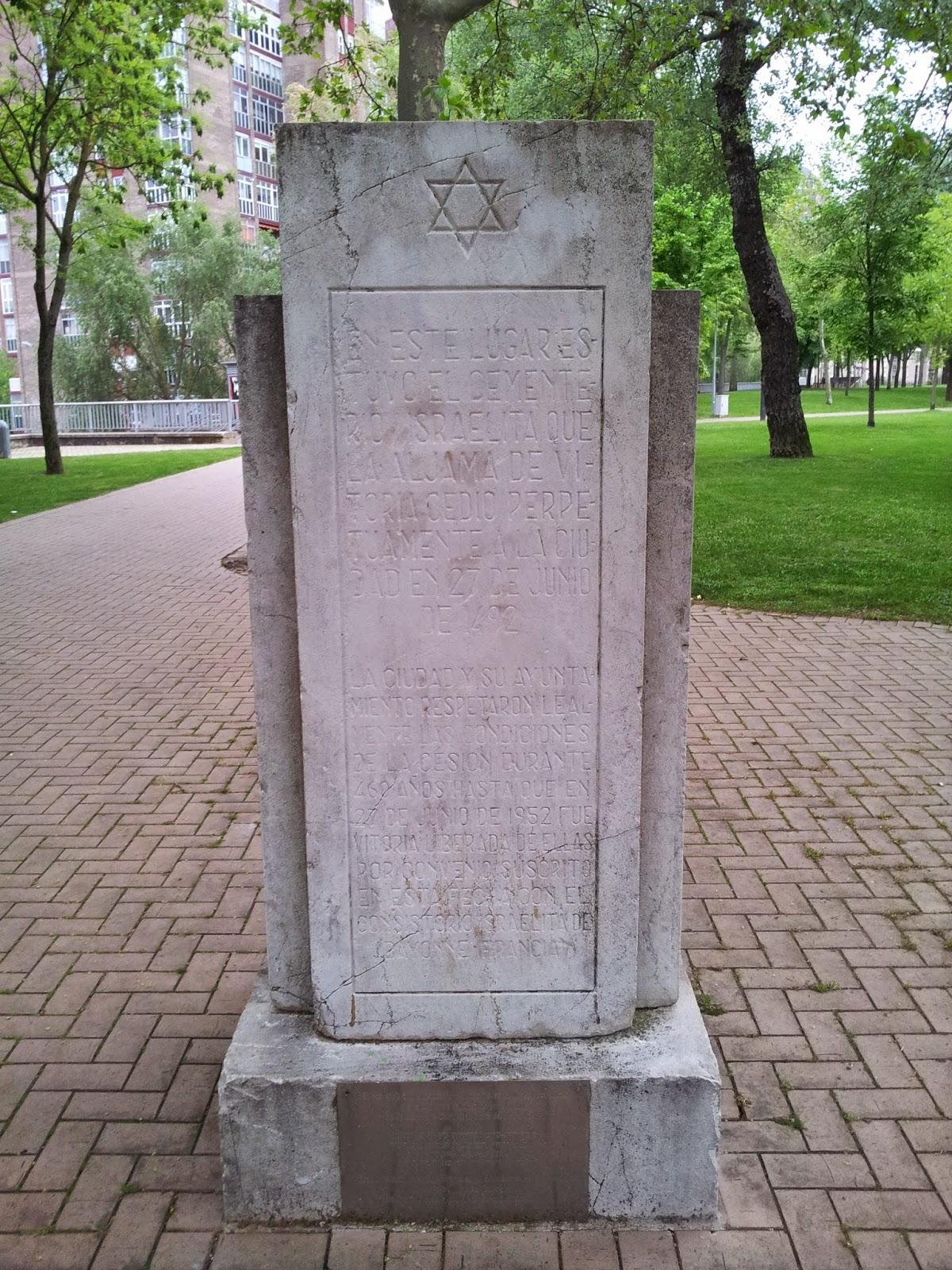 Old Jewish Cemetery Judimendi Basque Country