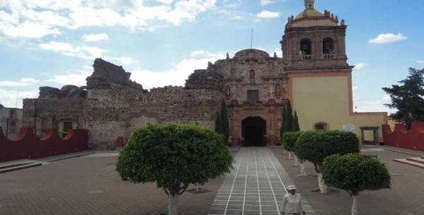 Visita Pinos, Zacatecas