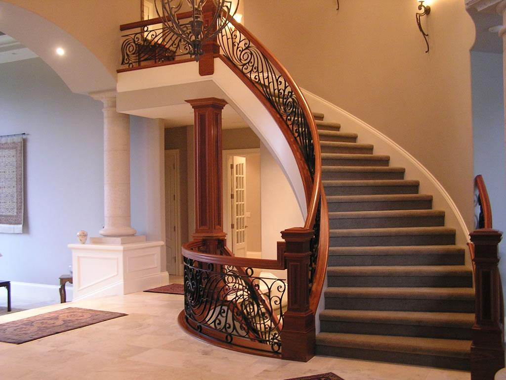 Stairs Designer House Construction In India Building The Staircase