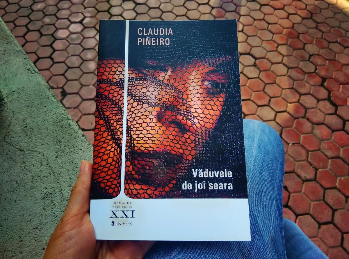 Vaduvele de joi seara, un roman de Claudia Pineiro