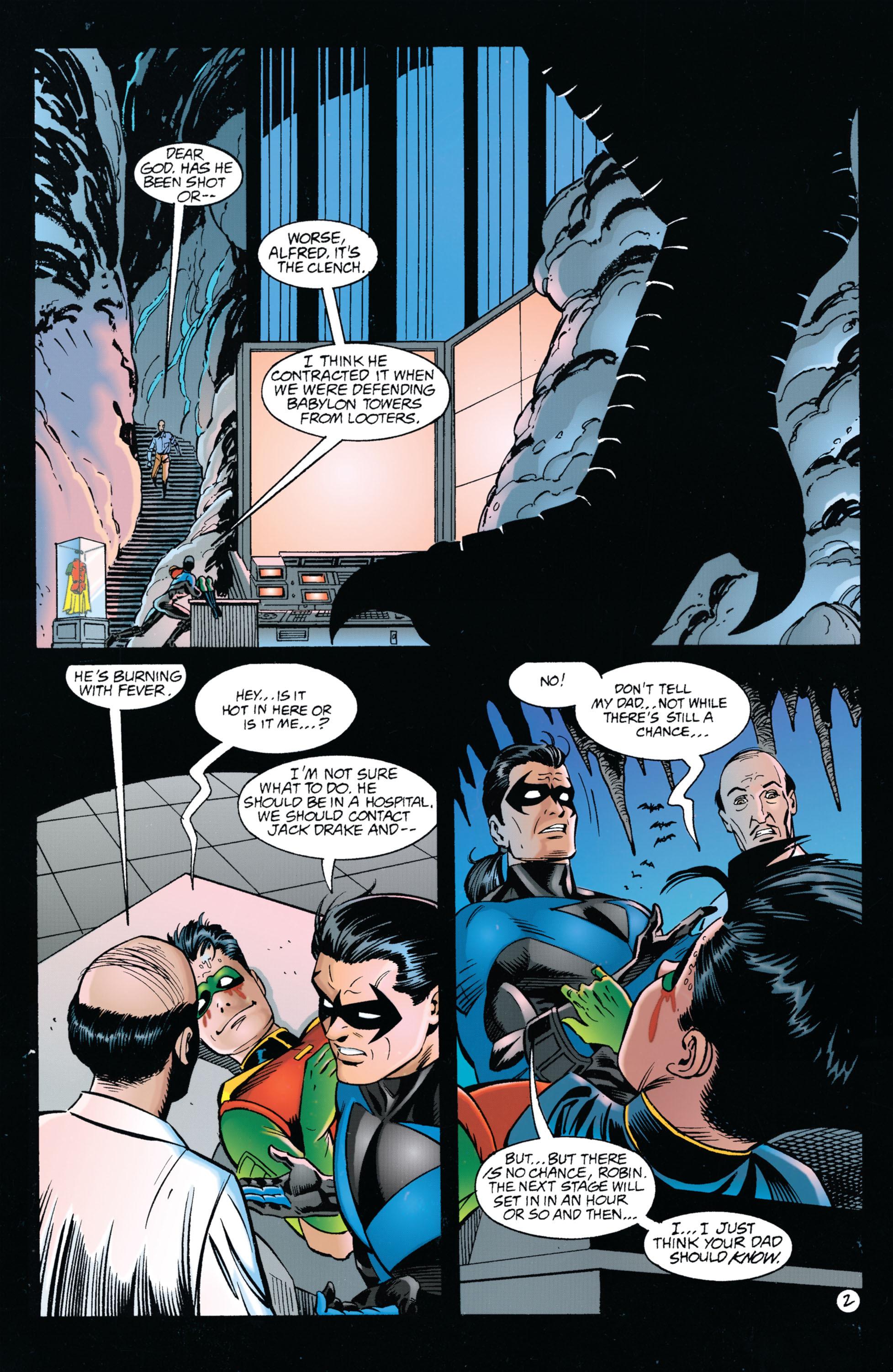 Detective Comics (1937) 696 Page 2