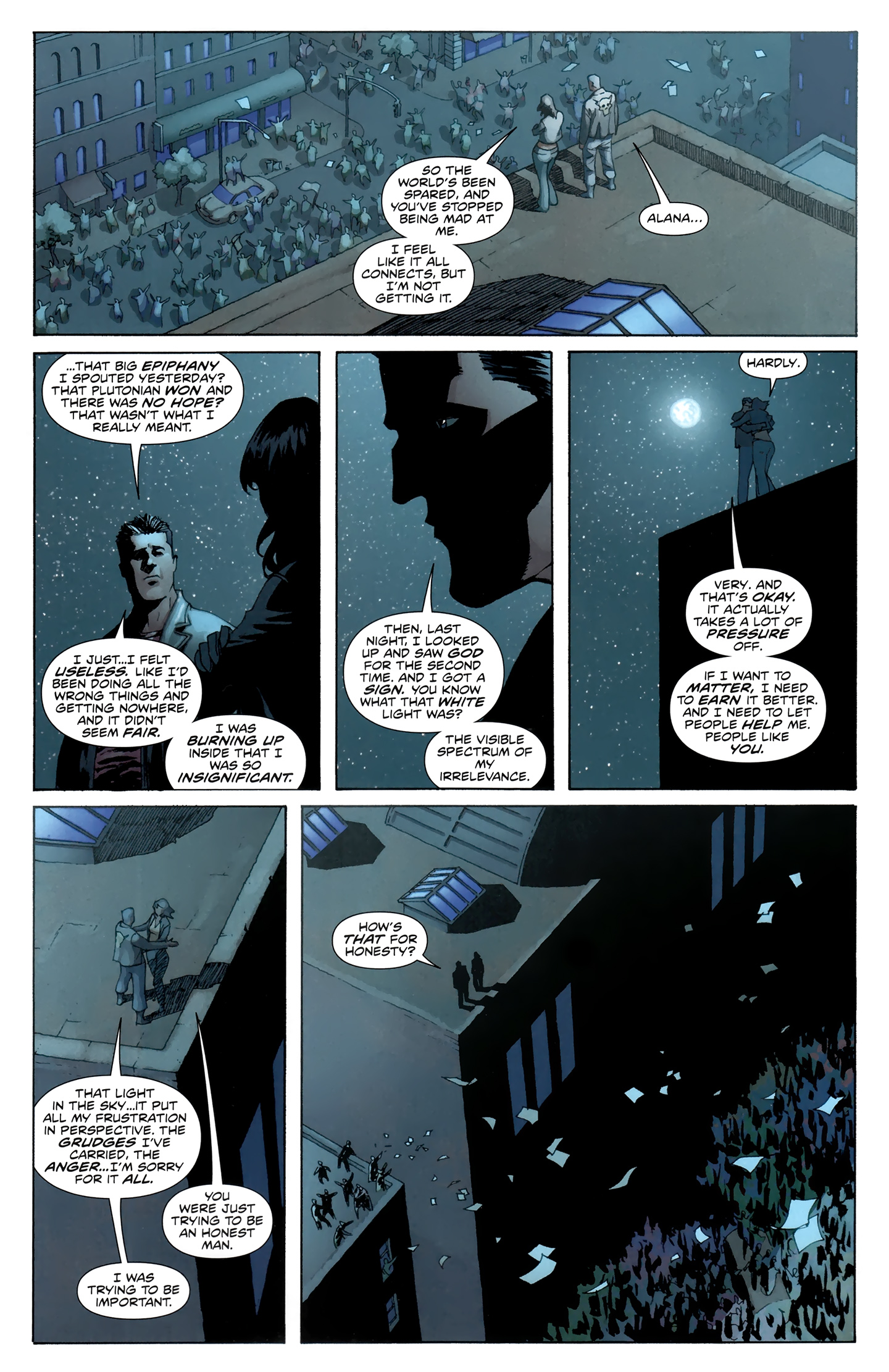Read online Incorruptible comic -  Issue #30 - 19