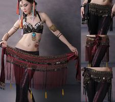 Belly dancing belts Mumbai at belly dance institute Mumbai by Ritambhara Sahni