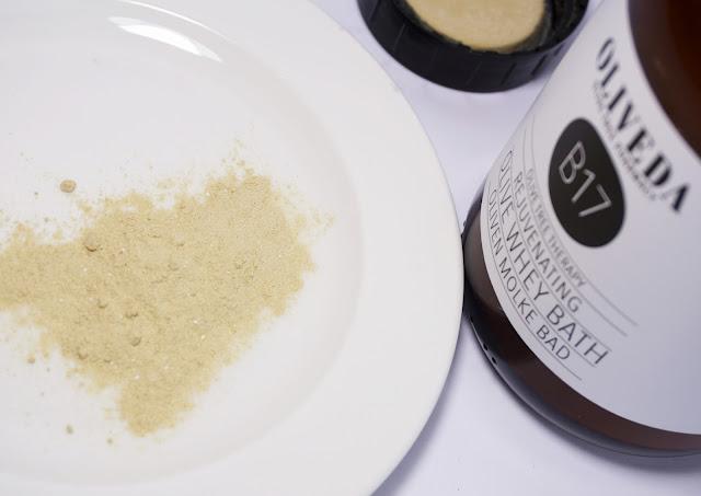 OLIVEDA - B17 Oliven Molke Bad - Rejuvenating