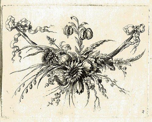 Un Jardin Secreto Flores Y Libros Antiguos