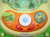 Baby Walker Care CW1035 Pesawat 2 In One Walker Rocker