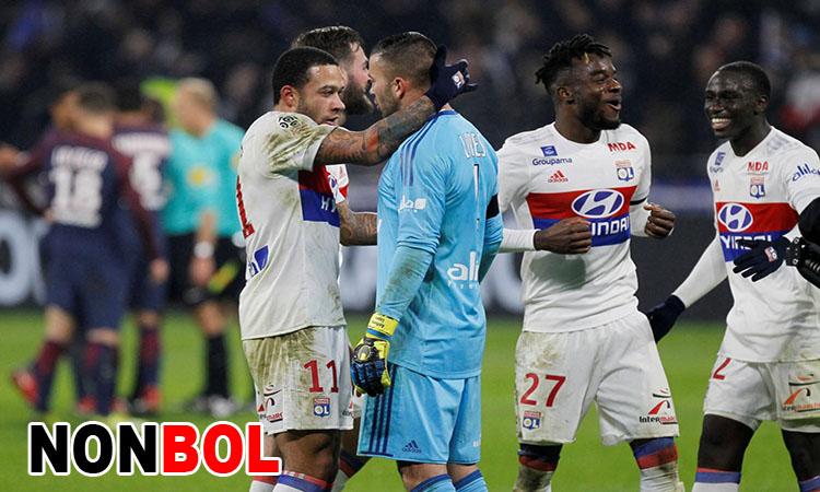 Cuplikan Gol Lyon 2-1 PSG | Ligue 1 Perancis Pekan 22