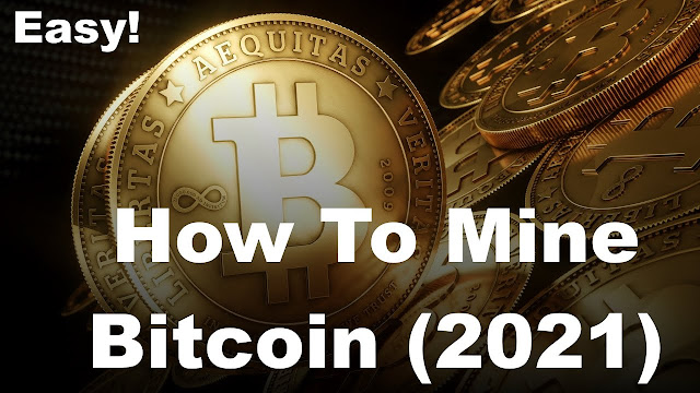 How to Mining Bitcoin for Beginners 2021