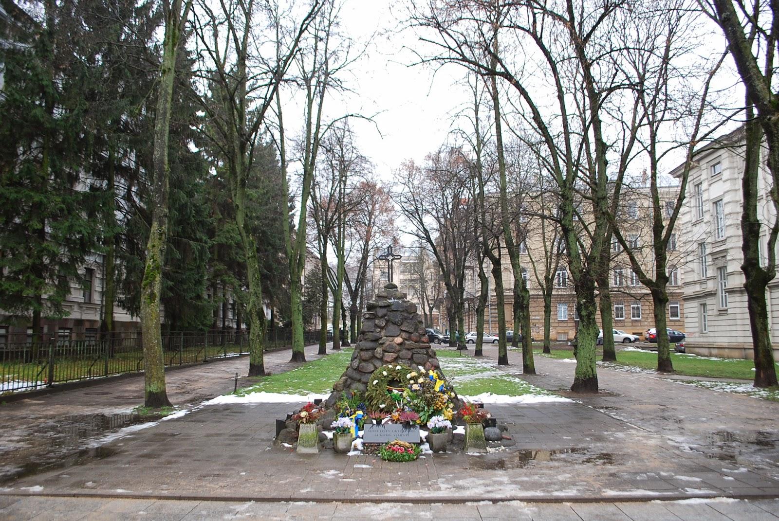 Мемориал жертвам КГБ