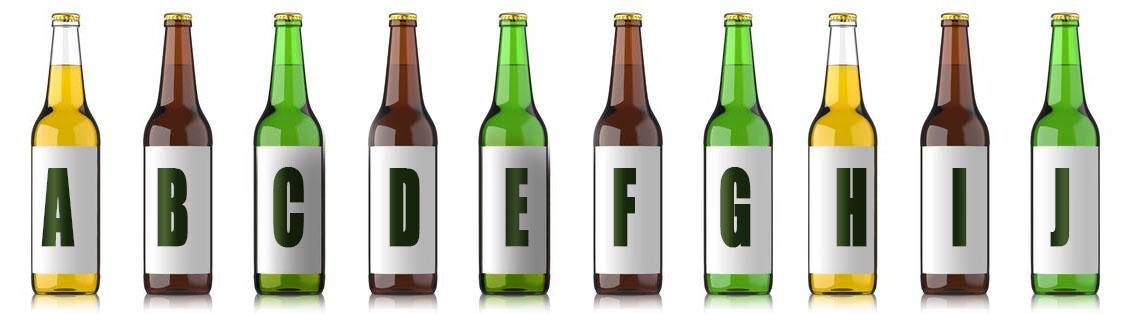 Índice alfabético de Cervezas reseñadas