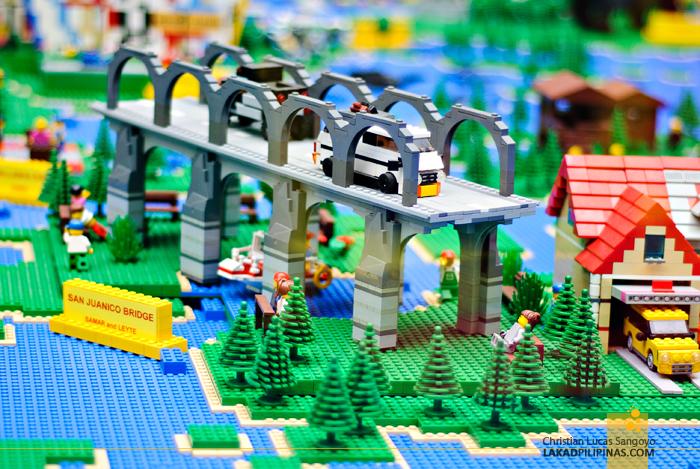 Lego Pilipinas Tara Na Exhibit Leyte