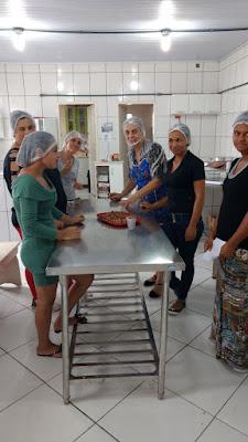 Núcleo de Projetos Sociais profissionaliza pessoas e contribui para geração de renda em Sete Barras