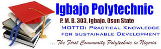2016/2017 Igbajo Polytechnic HND, ND And Part-time Admission Application Form Is Out