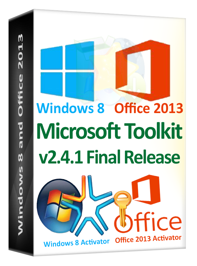 Microsoft Toolkit V2.4.1 Automatic Final Release