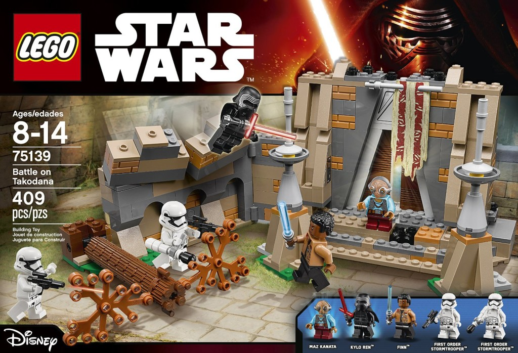 Quinn Rollins: Play Like a Pirate: LEGO Sets of the Month: Star Wars!