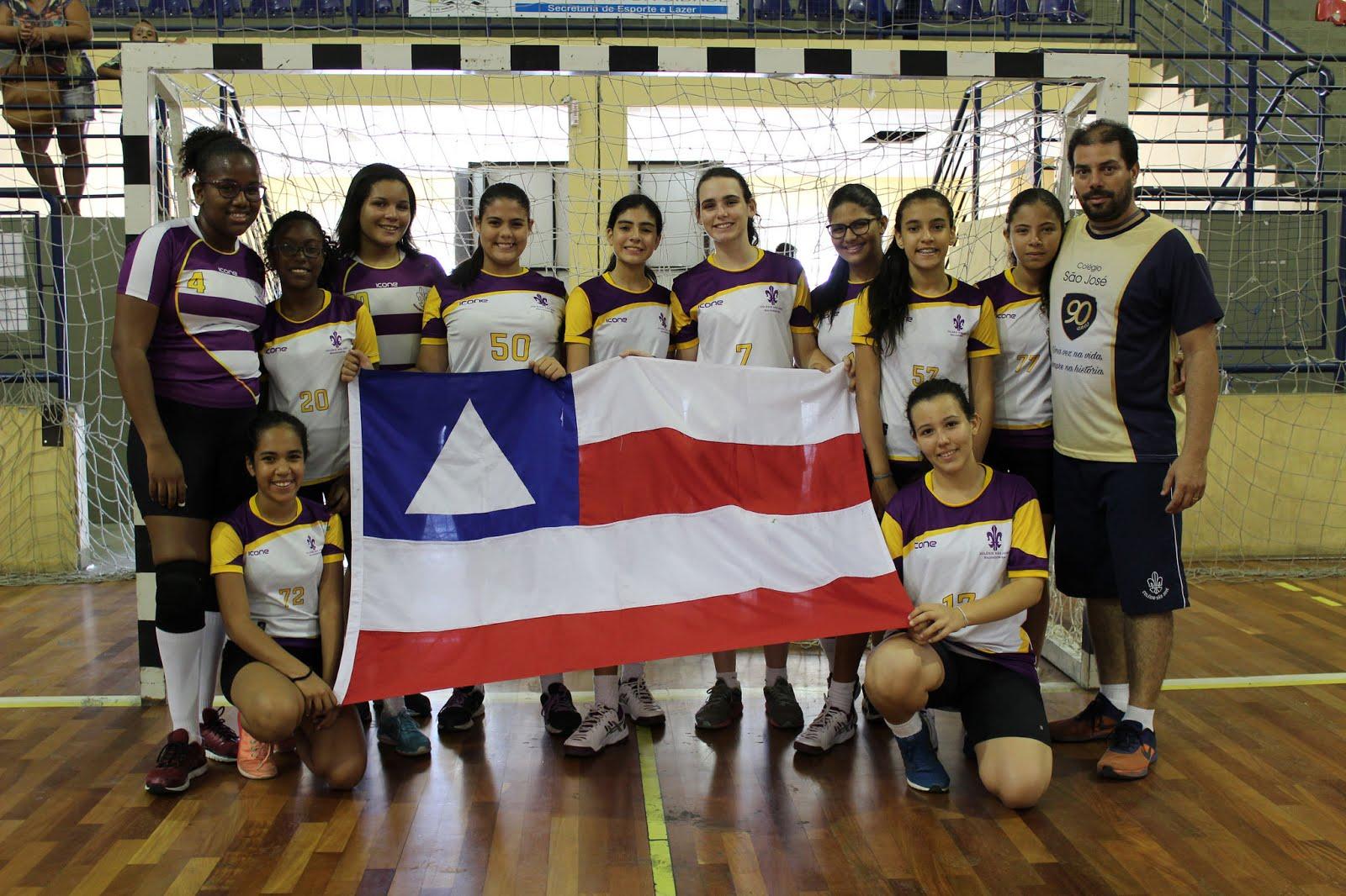 No segundo dia das modalidades coletivas dos Jogos Escolares da Juventude a1645f64a82ca