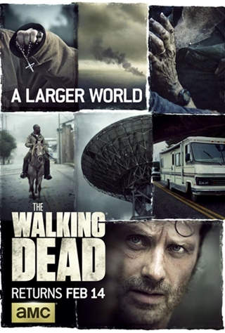 The Walking Dead Temporada 6 HD 720p Latino
