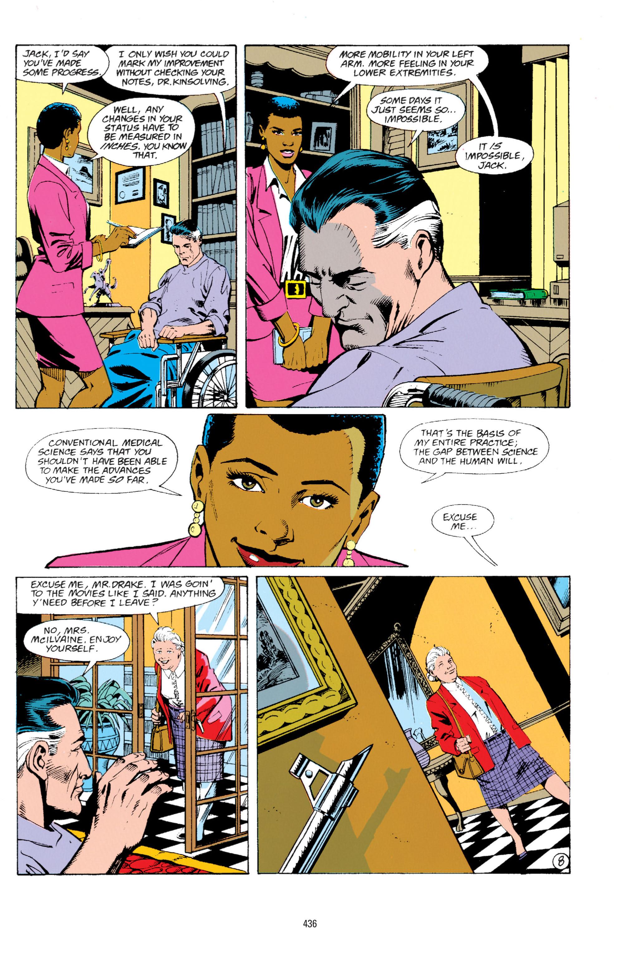Detective Comics (1937) 665 Page 7