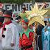 LOCAL: Encontro de Natal animou final de tarde em São Joaquim do Monte