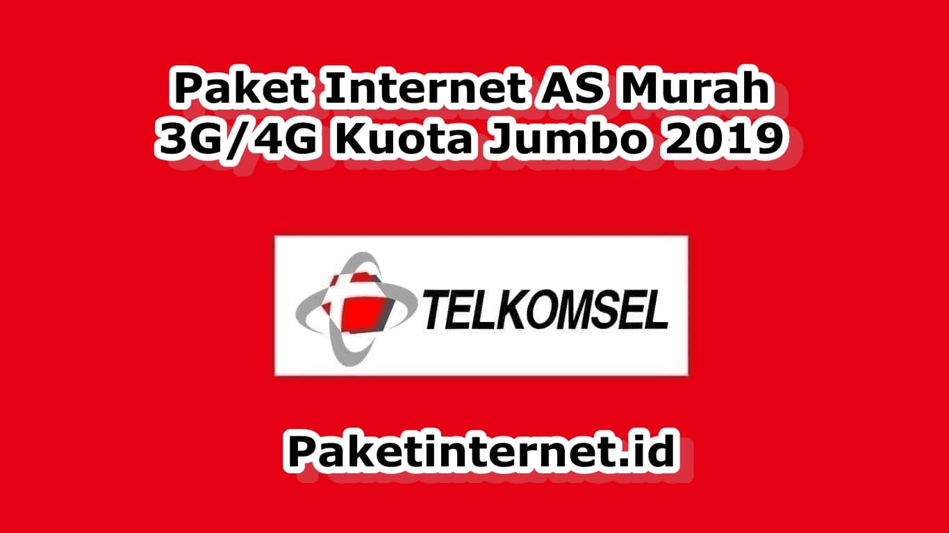 Paket Internet AS Murah