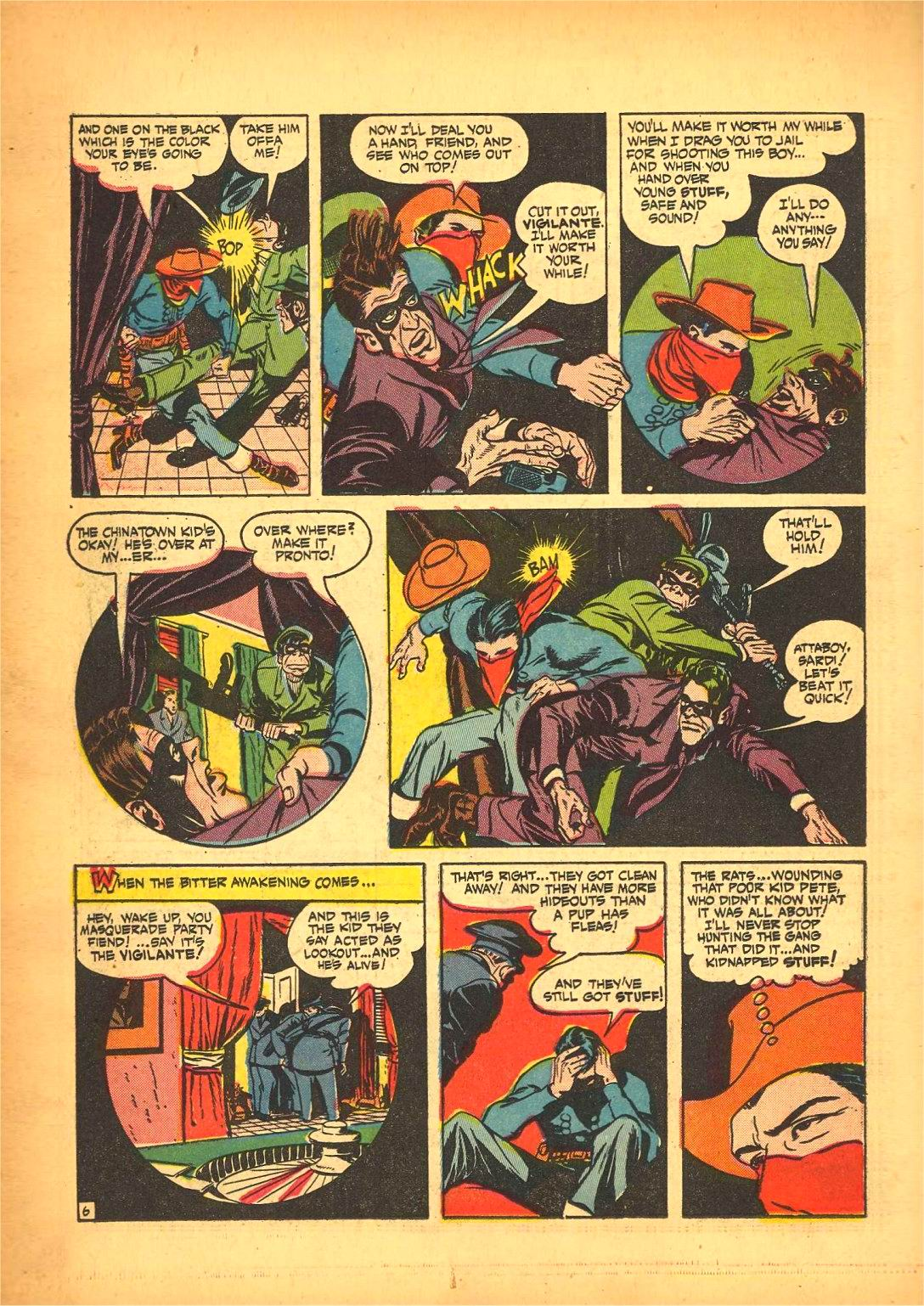 Read online Action Comics (1938) comic -  Issue #50 - 30
